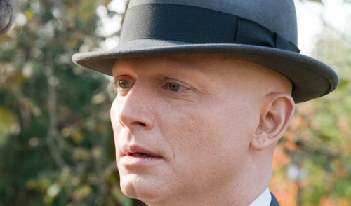 Michael Cerveris as September from Fringe