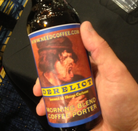 Derelict Morning Blend Coffee Porter