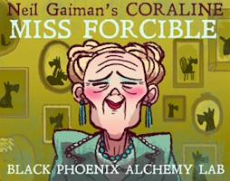 BPAL Coraline MISS FORCIBLE