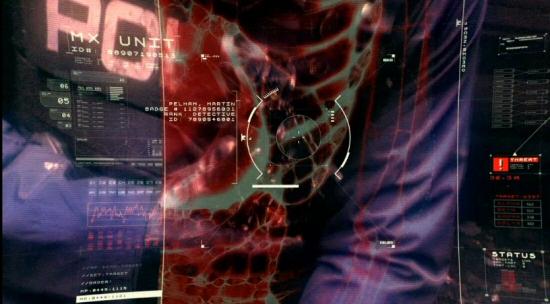 Almost Human: MX Unit Bioscan