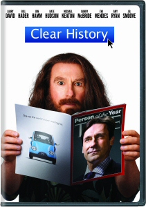 Clear History DVD