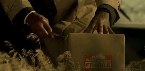 Morgan Freeman: Box from Seven
