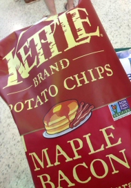 Kettle Maple Bacon Potato Chips