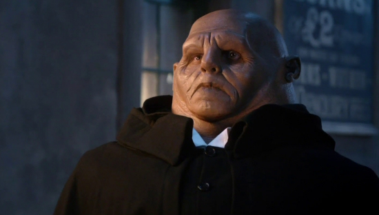 Strax from Doctor Who