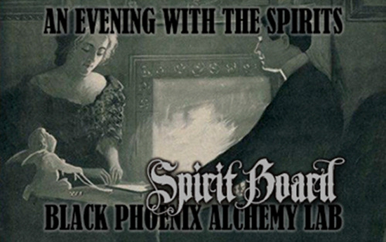 Black Phoenix: Spirit Board