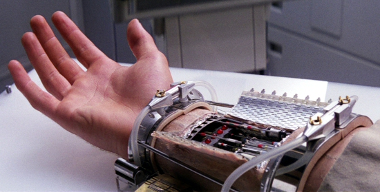 Luke Skywalker Prosthetic Hand