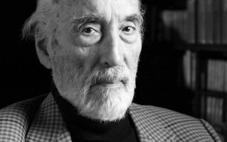 Remembering Christopher Lee