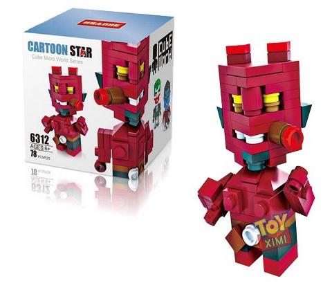Cube Hellboy