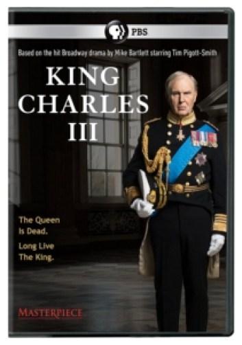King Charles III DVD