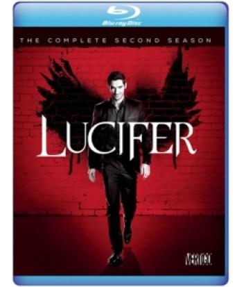 Lucifer Season Two Blu-ray