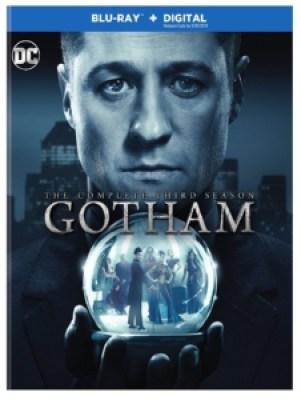Gotham Season Three Blu-ray