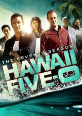 Hawaii Five-0 Season Seven DVD