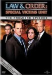 Law & Order: Special Victims Unit: Premiere Episode (1999) - DVD Review