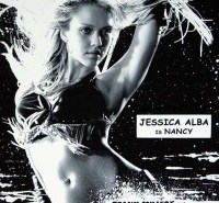 Sin City movie poster Jessica Alba