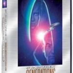 Star Trek: Generations DVD