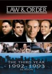 Law & Order: The Third Year (1992) - DVD Review