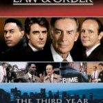 Law and Order: The Third Year DVD