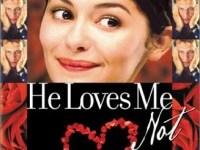 He Loves Me, He Loves Me Not DVD