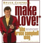 Make Love the Bruce Campbell Way audiobook