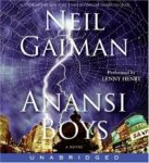 Anansi Boys - Audiobook Review