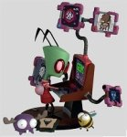 This Just In: Invader Zim Action Figures of DOOM!