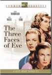 The Three Faces of Eve (1958) - DVD Review