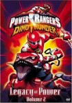 Power Rangers: Dino Thunder, Vol. 2: Legacy of Power (2004) - DVD Review