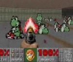 Super Doom Mario: Punch a Yoshi in the Face!