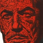 Vincent Price from The Masque of the Red Death poster