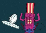 Shaky Bacon is Galactus!