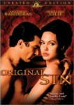 Original Sin (2001) - DVD Review