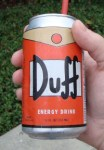 Duff Energy Drink - Review