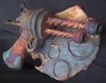 Raku Ray Guns: Sci-Fi Ceramic Wizardry