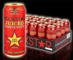 Rockstar Juiced Pomegranate - 27 Second Review