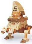 Take-G Toys: Robots of Wood
