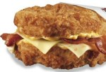Double Down Sandwich From KFC Taunts You From Afar