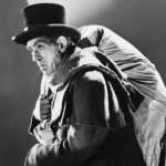 Boris Karloff from The Body Snatcher