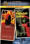 The Masque of the Red Death/The Premature Burial (1964/1962) - DVD Review