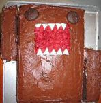 Bake Your Own Domokun Cake