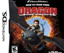 How to Train Your Dragon for the Nintendo DS