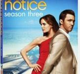 Burn Notice Season 3 DVD Cover Art