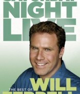The Best of Will Ferrell SNL Collection DVD Cover Art