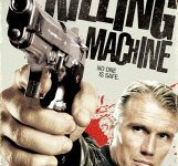 Dolph Lundren is The Killing Machine DVD Cover Art