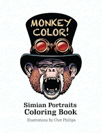 Monkey Color book cover