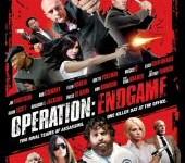Operation Endgame Blu-Ray Cover Art