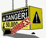 32 Days of Halloween IV, Day 3: Danger! 50,000 Zombies!