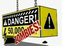 Danger 50,000 Zombies!