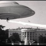 Earth vs. The Flying Saucers at the White House