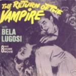 Return of the Vampire 8mm