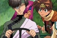Saiyuki, Vol. 9: Children of Sacrifice